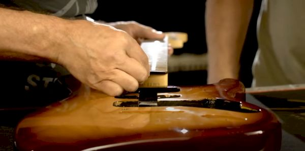 Replacing Strat Neck