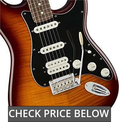 Fender Player Stratocaster HSS Electric Guitar review