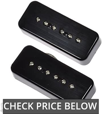 Lindy Fralin P-90 Soapbar Pickup Set review