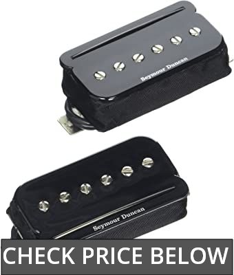 Seymour Duncan P-Rails Set review